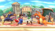 Outlines (Wii U version of Team Battle)