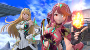 Pyra and Mythra Official Pic 7