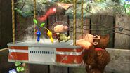 Olimar and DK