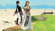 Zelda and bayonetta by user15432-dagkq1n
