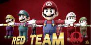 Mario T-Pose