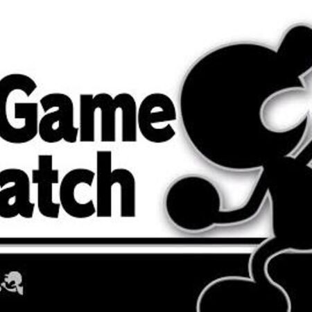26 Mr. Game & Watch – Super Smash Bros. Ultimate