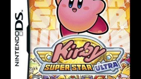 Kirby Super Star Ultra Music - Rest Point