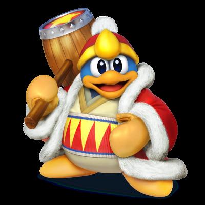 King Dedede - Super Smash Bros. for Nintendo 3DS and Wii U.png