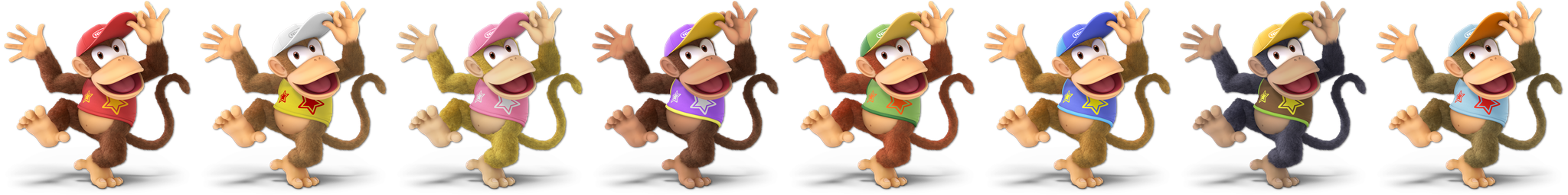 Diddy Kong (Super Smash Bros. Ultimate)