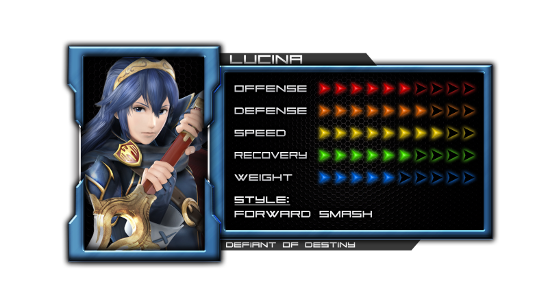 Lucina (Super Smash Bros. for Nintendo 3DS and Wii U)