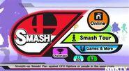 SMash menu