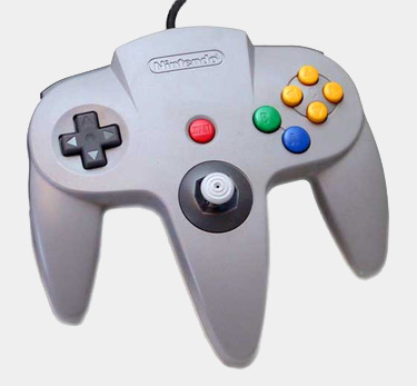 Nintendo 64 Controller