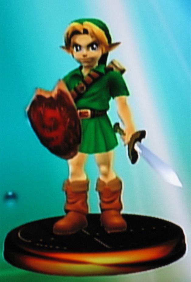 Young Link (Super Smash Bros. Melee)