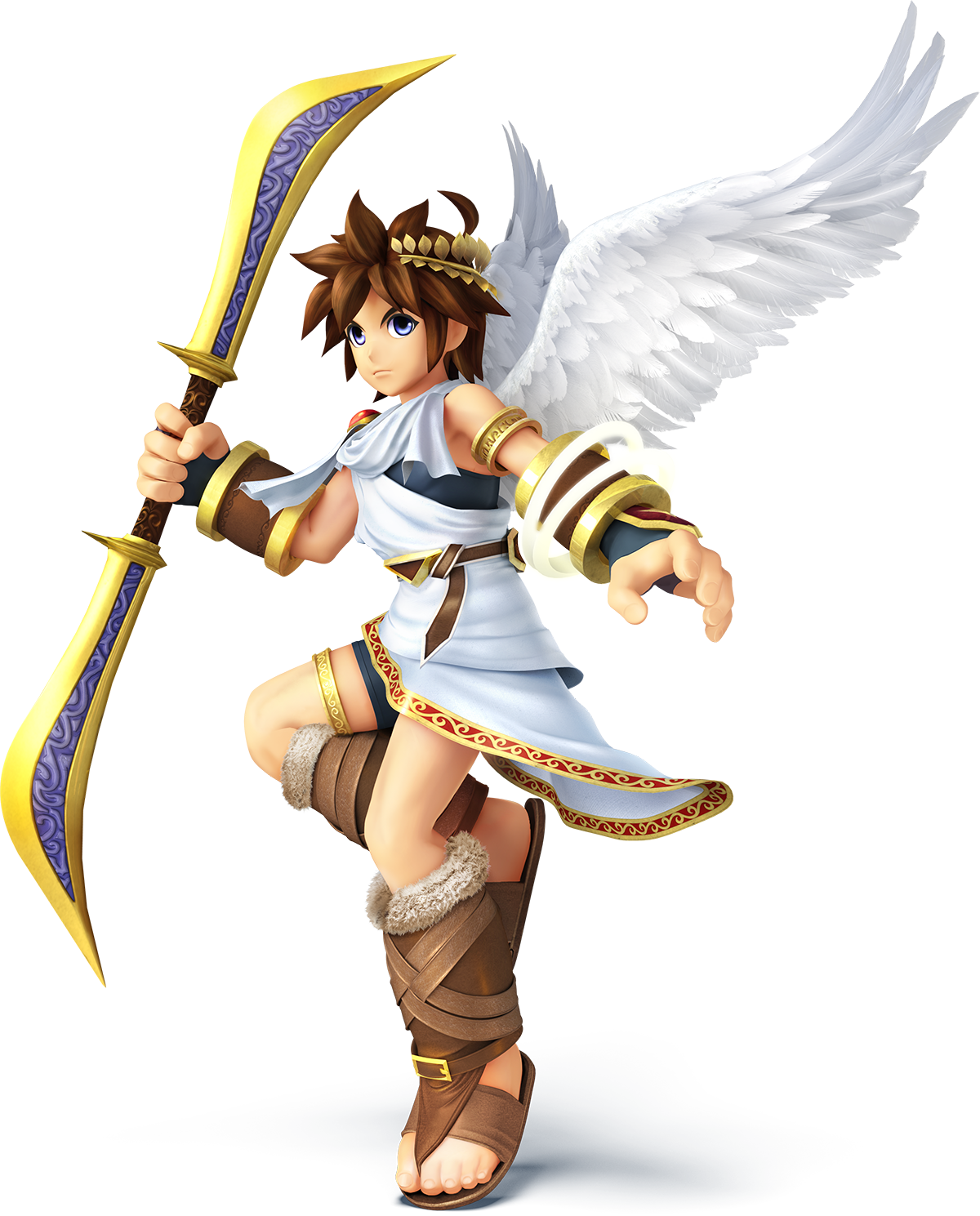 Pit - Super Smash Bros. for Nintendo 3DS and Wii U.png