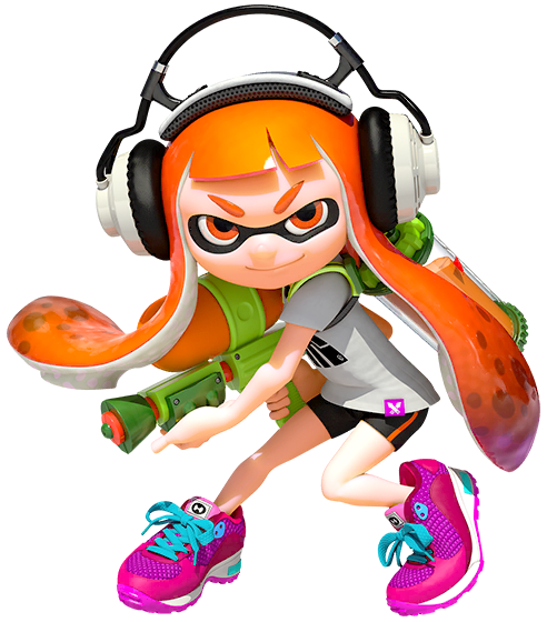 List of spirits (Splatoon series)