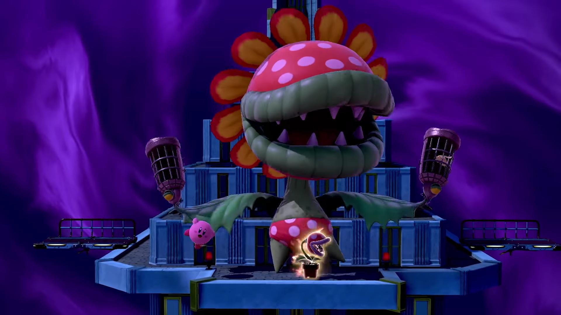 Petey Piranha (Final Smash)