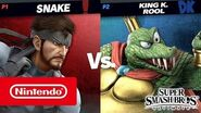 Super Smash Bros. Ultimate – King K