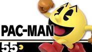 55 PAC-MAN – Super Smash Bros
