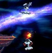 Robo Rocket Meteor