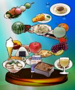 Food Trophy (Melee)