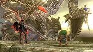 Bayonetta and toon link meets fortitudo by user15432-dazovp5