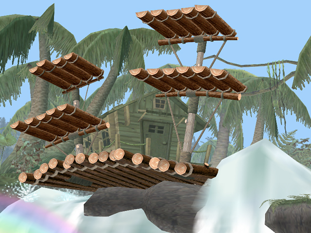 DK Island: Kongo Jungle