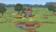 Minecraft World Battlefield Form