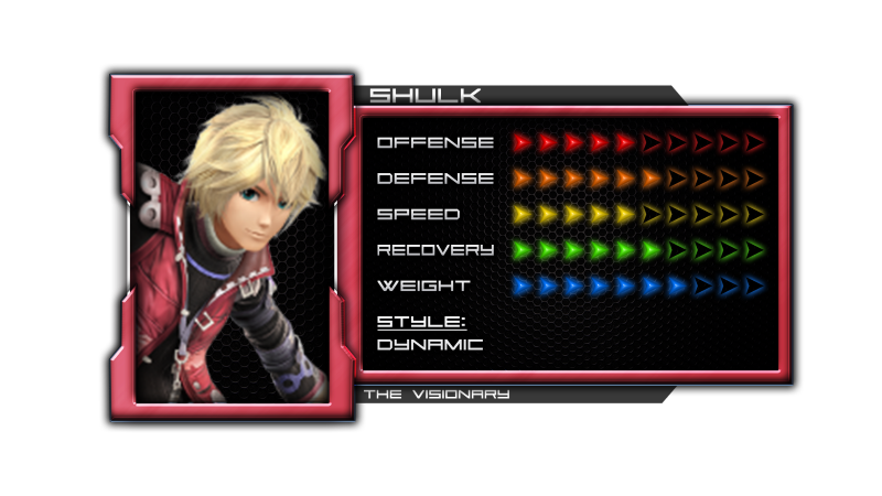 Shulk (Super Smash Bros. for Nintendo 3DS and Wii U)