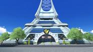 SSBU-Prism Tower