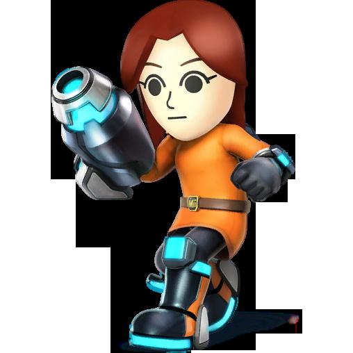 Mii Gunner - Super Smash Bros. for Nintendo 3DS and Wii U.png