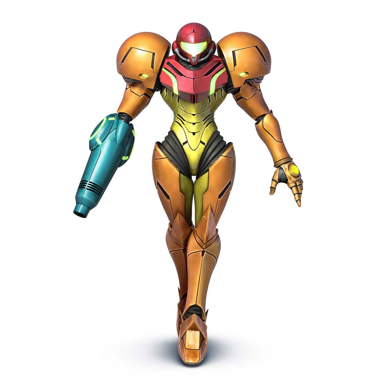 Samus (Super Smash Bros. for Nintendo 3DS and Wii U)