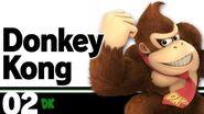 02 Donkey Kong – Super Smash Bros