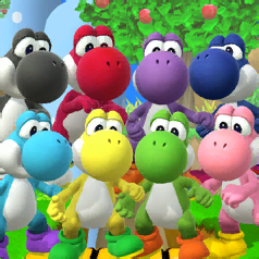 Event: King of the Yoshis