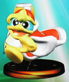 King Dedede trophy (SSBM).jpg