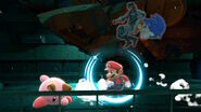 Mario Snake Sonic and Kirby
