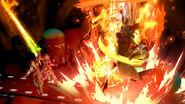 Burning Sword