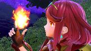 Pyra and Mythra Sakurai Twitter 4