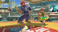 Captain falcon and min min by user15432 de55lrl