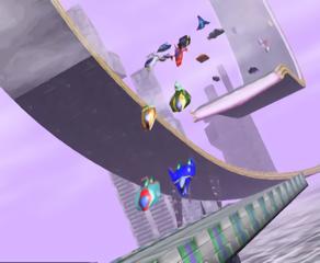 F-Zero Grand Prix: Mute City