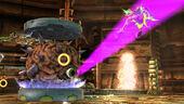SSMB WiiU - Mother Brain Screenshot