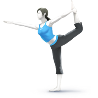 Wii Fit Trainer - Super Smash Bros. for Nintendo 3DS and Wii U.png