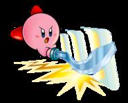 Kirby Final Cutter