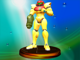 List of SSBM trophies (Metroid series)