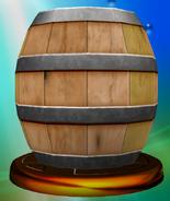 Barrel Trophy (Melee)