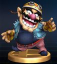 Wario Trophy SSBB .png