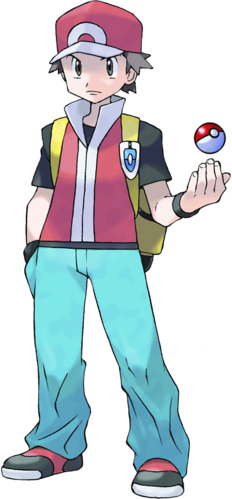 Trainer Red