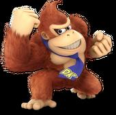 Donkey Kong SSBU Palette 3