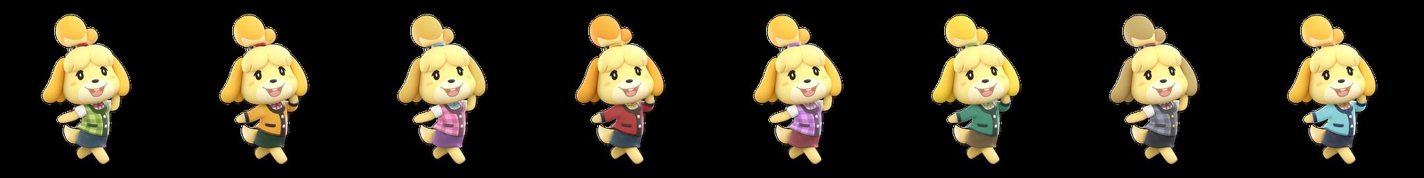 Isabelle (Super Smash Bros. Ultimate)