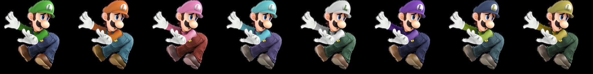 Luigi (Super Smash Bros. Ultimate)