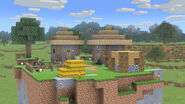 Minecraft World Plains Biome