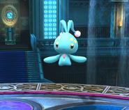 Manaphy SSB4 (Wii U)