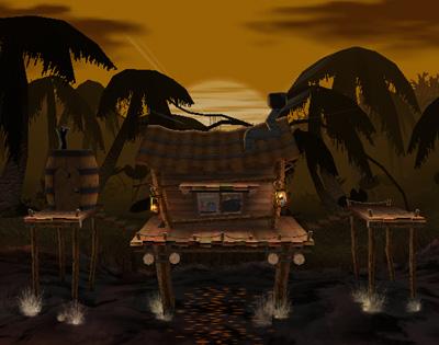 DK Island: Jungle Japes
