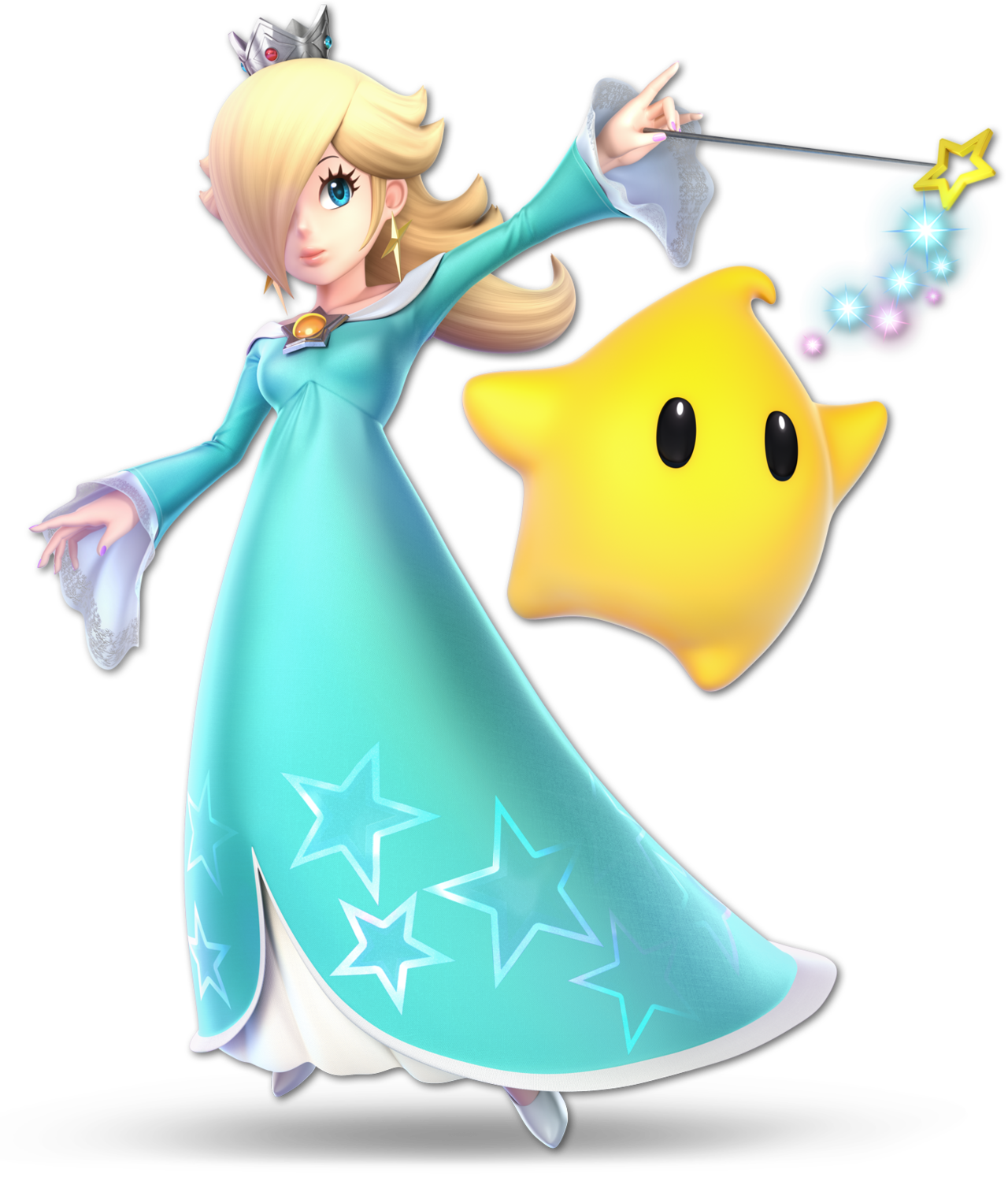 Rosalina & Luma (Super Smash Bros. Ultimate)