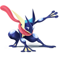 Greninja - Super Smash Bros. for Nintendo 3DS and Wii U.png